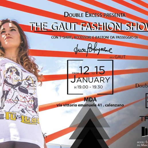 gaut fashion show